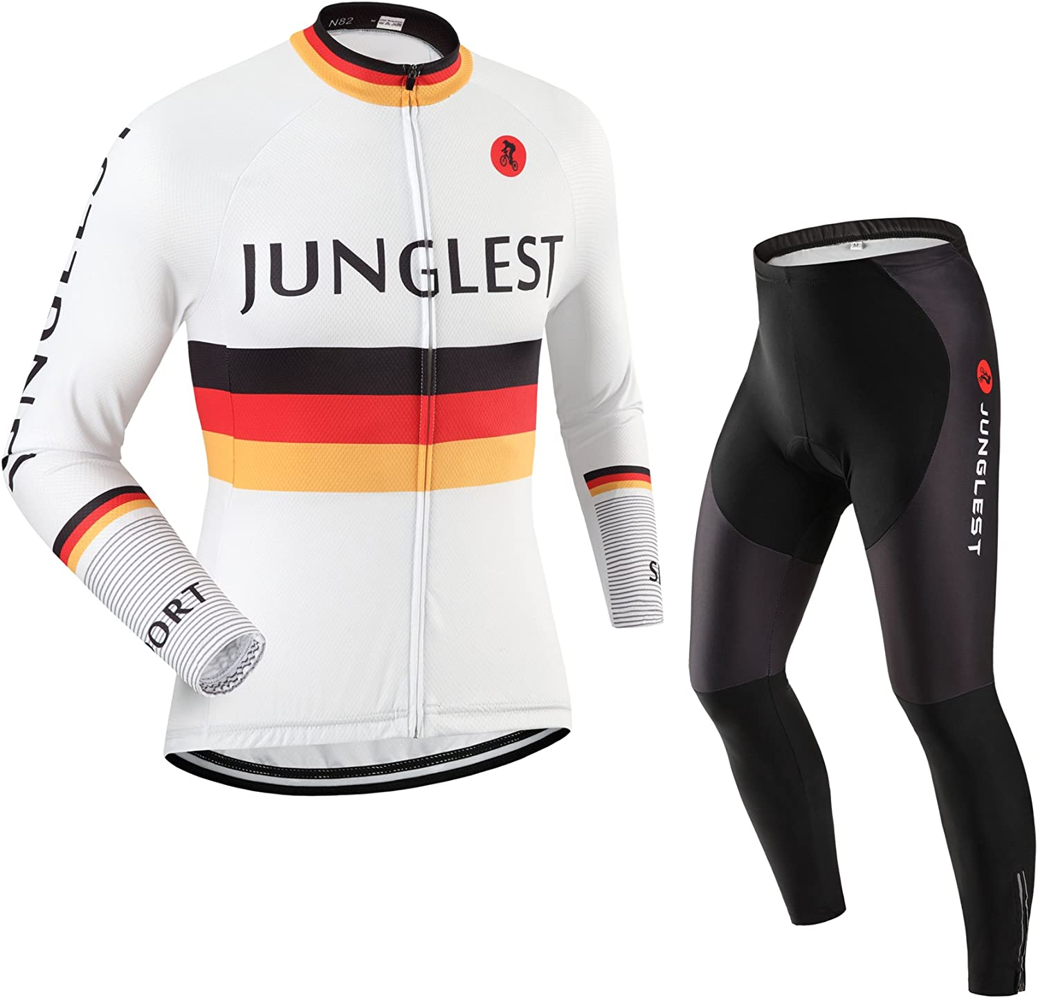 Cycling jersey Set, Maillot de Cyclisme Wen Homme Long sleeve Manches Longues(S5XL,option bib Cuissard,3D pad Coussin) N82