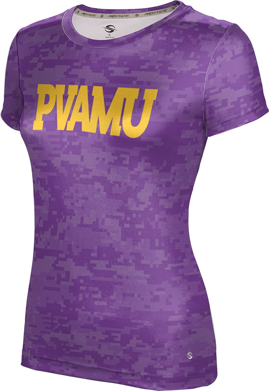 ProSphere Prairie View A&M University Girls' Performance T-Shirt (Digi Camo)