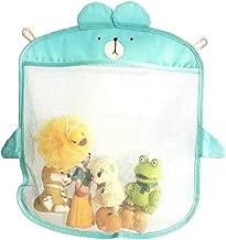 Lancei Bolsa de almacenamiento de juguetes de ba/ño Organizador de juguetes de ba/ño Ducha Caddy Bolsa de red de malla plegable para ba/ño Almacenamiento de juguetes de beb/é Ba/ñera de secado professional