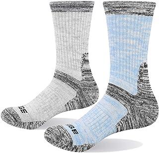 YUEDGE dames wandelsokken trekkingsokken ademend functionele sokken voor outdoor-activiteiten (2018