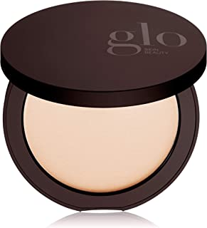Glo Skin Beauty Pressed Base | Mineral Pressed Powder Foundation | 24 Shades, Buildable Coverage, Matte Finish