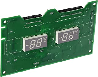 Global Products Refrigerator User Control and Display Board Compatible with Frigidaire AP5325143
