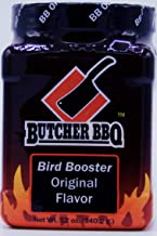 Butcher BBQ | Bird Booster Original Flavor Injection | Moisture and Flavor for Poultry Injections | Chicken