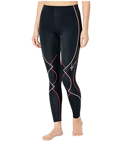 CW-X Expert Tights 2.0 (Black/Pink) Women