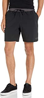 RVCA Men's Utility Short, Black, M