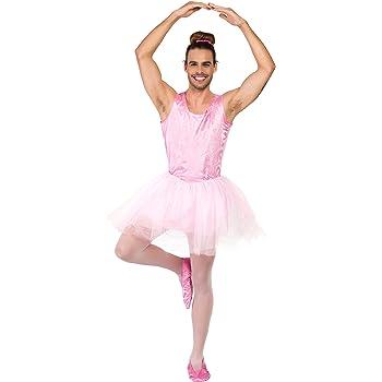 Disfraz Bailarina Hombre M-L: Amazon.es: Juguetes y juegos