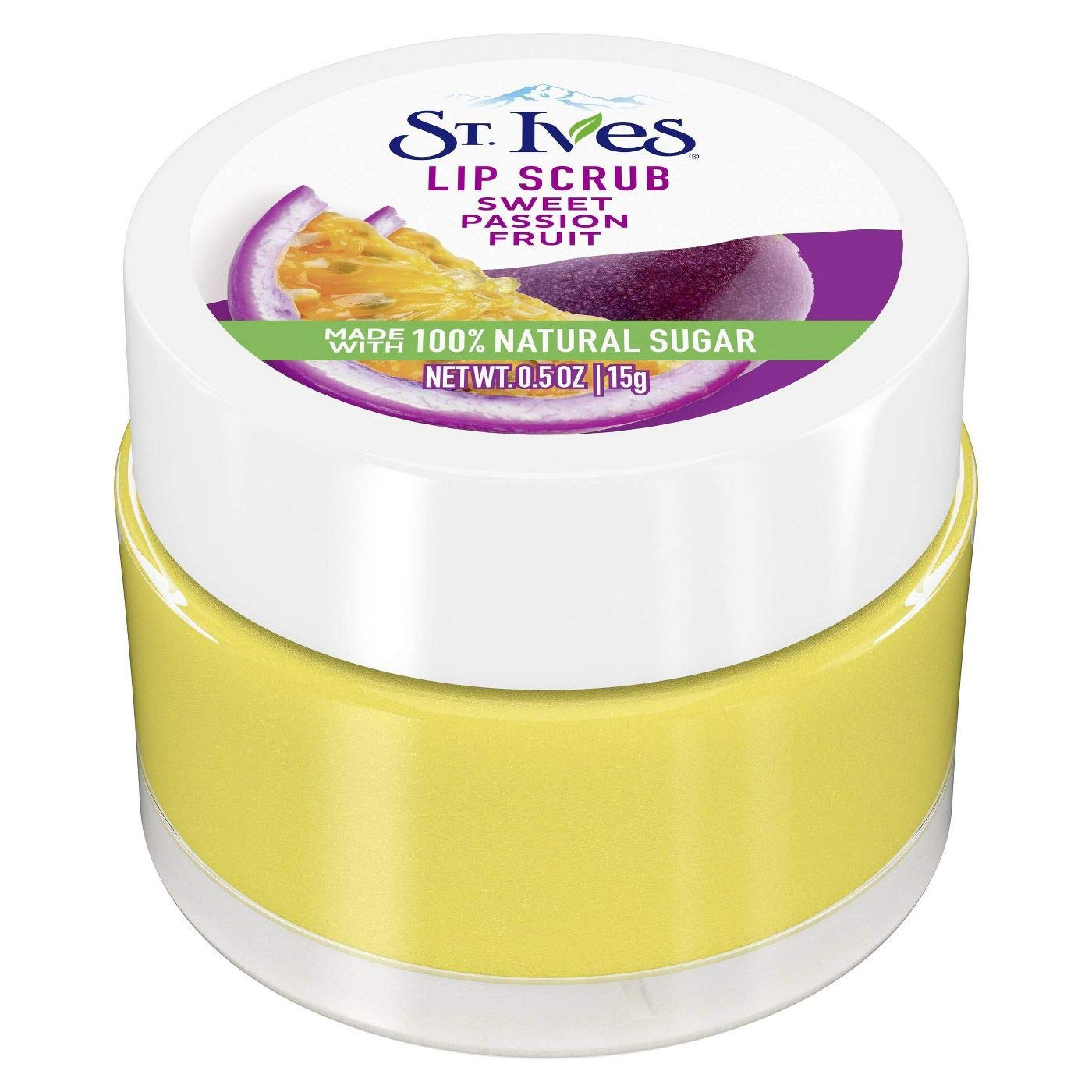 St. Ives Sweet Passionfruit oz Lip Scrub Challenge the lowest price of Japan 0.5 excellence