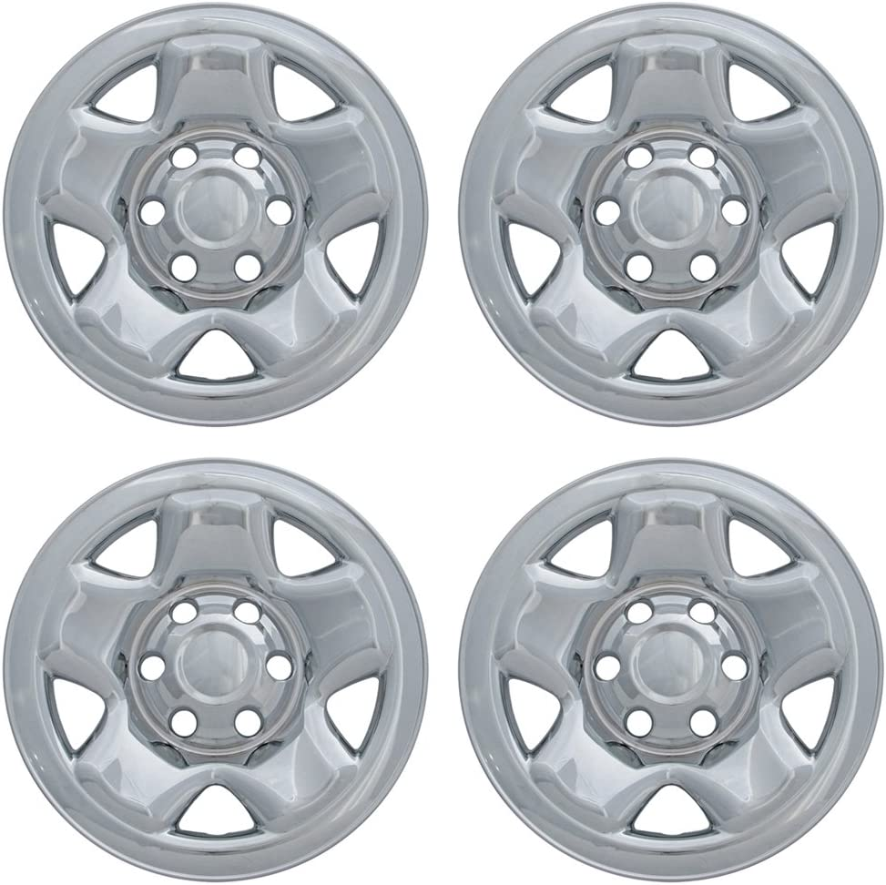 16 inch Hubcap Wheel Skins for 4 Minneapolis Mall Toyota Tacoma- Max 74% OFF Set 2000-2016 of