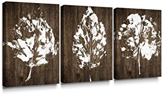Best leaf print art Reviews