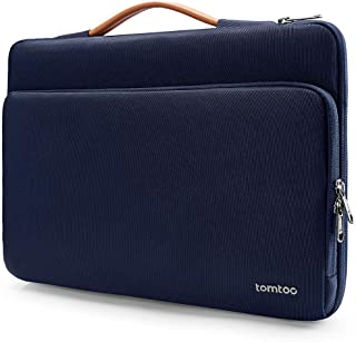 tomtoc 360 Protective Laptop Case for 2021 New Dell XPS 15, 15-inch MacBook Pro USB-C A1990 A1707, Surface Laptop 4/3 15, ...