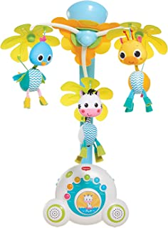 Tiny Love Soothe N Groove Safari Baby Mobile, Multicoloured