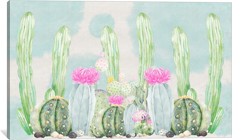 GUTTATY Botanical Cactus Indianapolis Mall Virginia Beach Mall Canvas Art Flowers Wall Pri