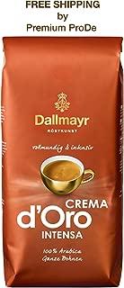 dallmayr coffee crema d oro