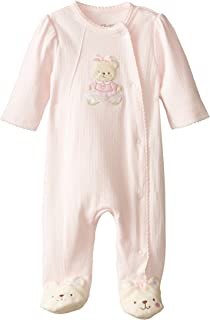 Baby Girls' Footie Footed Sleeper Pajamas