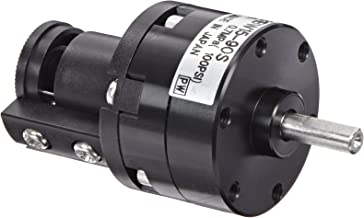 SMC NCDRB1BW15-90S Rotary Actuator, Vane, Basic Style Mounting, Switch Ready, 15 mm Body Size