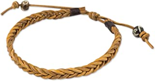 Best carved bracelets in leather Reviews