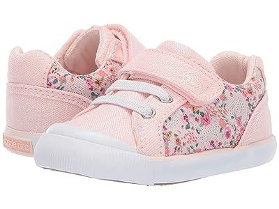 Stride Rite SR Parker (Toddler) (Pink Floral) Girls Shoes