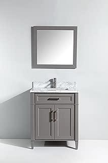 Best 28 vanity top with sink Reviews