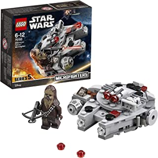 LEGO Star Wars - Millenium Falcon Microfighter, Juguete