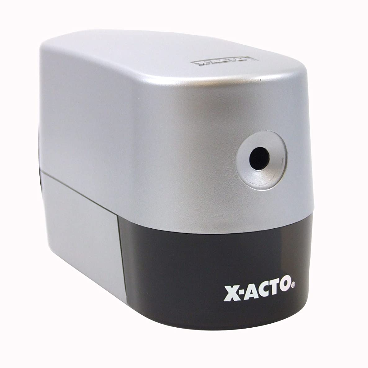 X-ACTO Model 2000 Electric Pencil Sharpener, Silver phpm4683015786