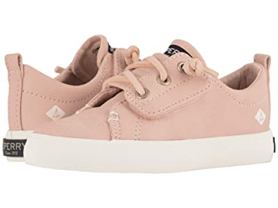 Sperry Kids Crest Vibe Jr. (Toddler/Little Kid) (Blush) Girls Shoes