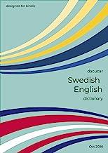 Dacucar's Swedish-English Dictionary: October 2020 Revision (Swedish Edition)