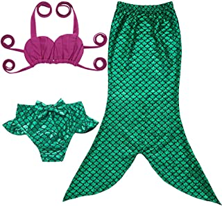 Best mermaid tail swimsuit toddler Reviews
