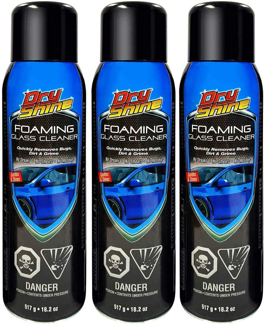Dry Sale price Shine Weekly update Glass Cleaner 3-pack