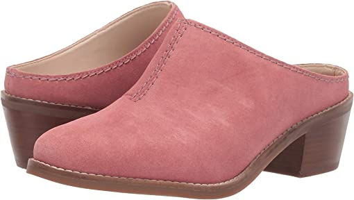 Withered Rose Suede
