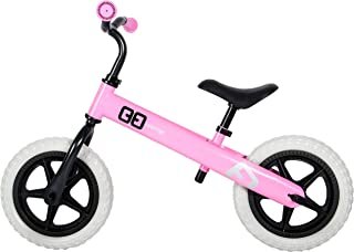 HAPTOO 12 in Sport Balance Bike, Ages 18 Months to 5 Years