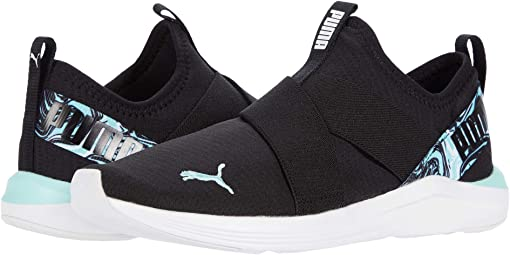 Puma Black/Aruba Blue/Puma White