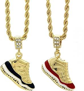 Best jordan shoe necklace Reviews