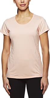 Reebok Womens Fitness Slim Pullover Top