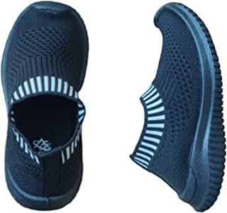 Kids Slip-on Shoes/Sneakers Comfortable Light Weight Causal Shoes for Boys & Girls (Age 4-8 Years)