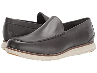 Cole Haan Original Grand Venetian (Magnet Leather/Ivory) Men