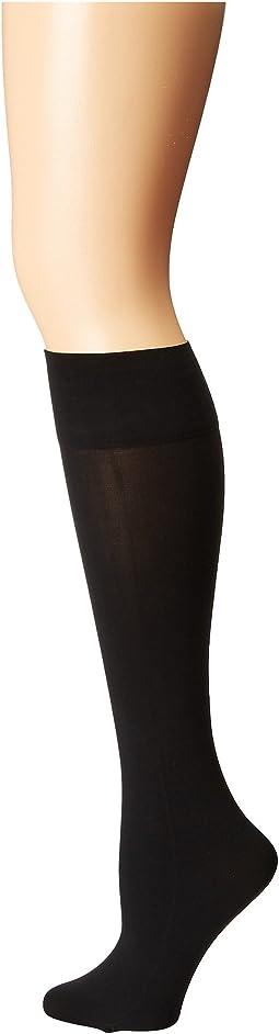 Commando - Ultimate Opaque Knee Highs HSK01