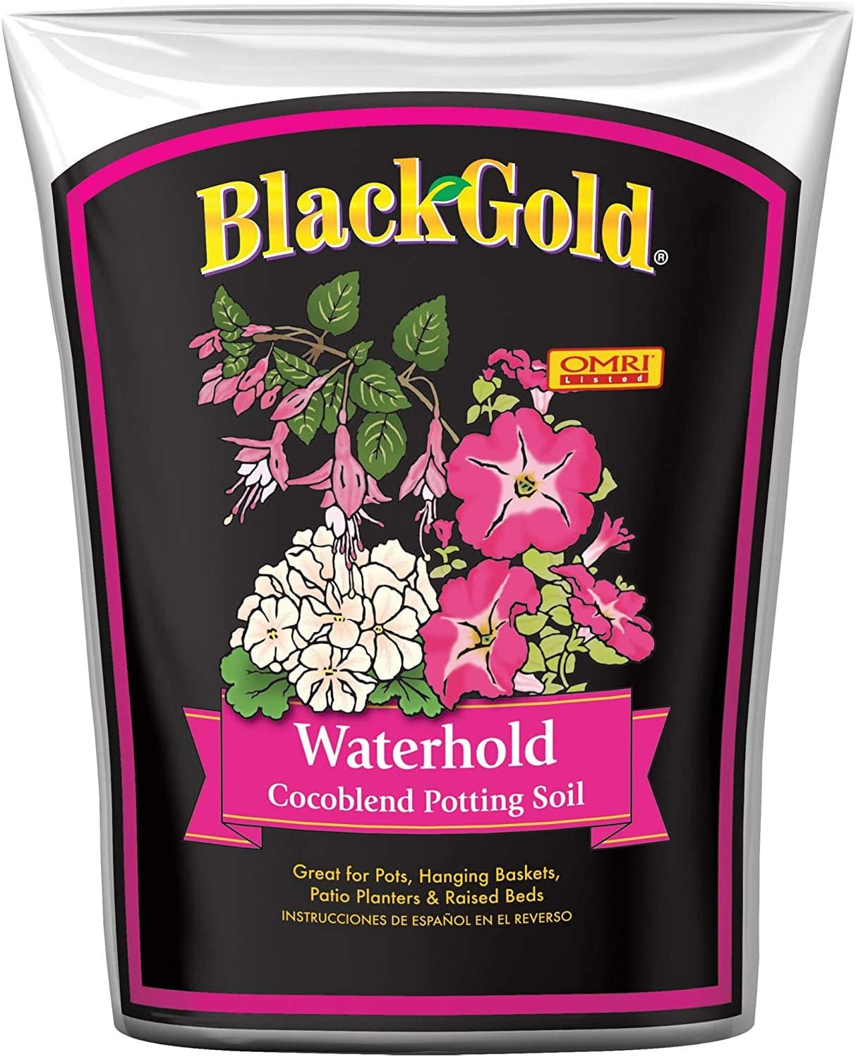 SunGro Black Some reservation Gold Natural Cocoblend Organic New product! New type Gardening Waterhold