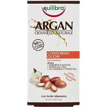 Equilibra Argan Contorno Occhi, 15 ml