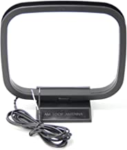 Ancable Hi-Fi AM Loop Wire Antenna for Sharp/Panasonic etc. Receiver Runer Audio Systems