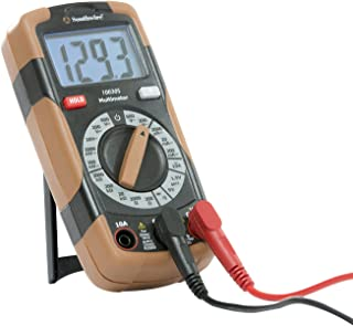 Southwire Tools & Equipment 10030S Manual Ranging Digital Multimeter, 7 Functions and 20 Ranges
