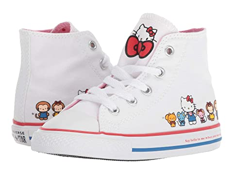 Converse Kids Hello Kitty Chuck Taylor All Star Hi Infant