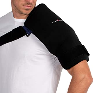 Multi-Purpose Ice Pack for Shoulder and Other Injuries - Extra Long Lasting Cold Formula for Maximum Pain Relief