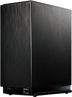 I-O DATA NAS 12TB RAID 1(ミラーリング)/デュアルコアCPU/高速モデル/2ドライブ/3年保証/日本製 HDL2-AA12/E