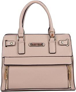 Nicole Lee Nicole Lee Ciel Medium Satchel Smart Lunch Bag (Beige)