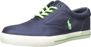 Polo Ralph Lauren Men's Vaughn Dotted Mesh Fashion Sneaker