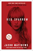 Cover image of Red Sparrow by Jason Matthews
