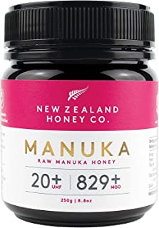 New Zealand Honey Co. Raw Manuka Honey UMF 20+ / MGO 829+ | 250g