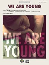 Best we are young fun piano sheet music Reviews