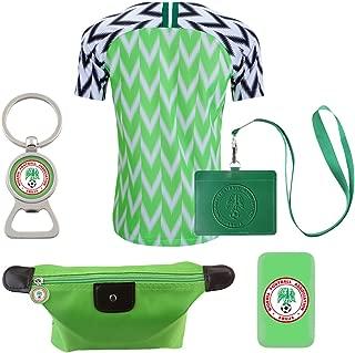 Best nigeria soccer equipment Reviews