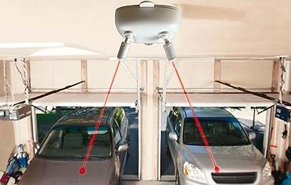 Maxsa Innovations Park Rechts Garage Laser Park Weiß Auto